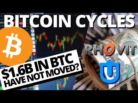 BITCOIN BULL RUN CYCLES | BTC Locked in Wallets | SOCIAL MEDIA CRYPTOCURRENCY AND DECENTRALIZATION