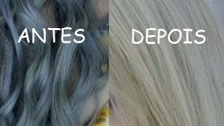 como desbotar o cabelo como retirar pigmentos com shampoo especial cabelo chumbado