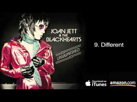 9.  Different - Joan Jett & The Blackhearts