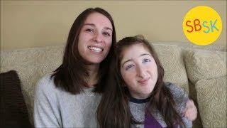 Learning to Speak at Age 18 with a Sister Who Never Quits (Rubinstein-Taybi Syndrome)