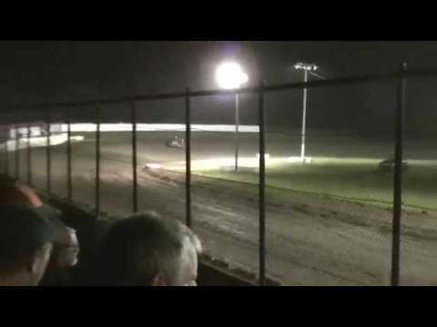 Caney Valley Speedway Late Model Feature 6 21 14