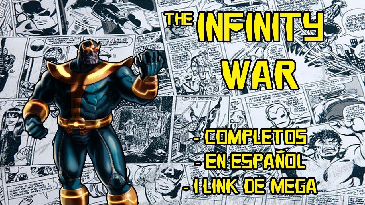 Descargar c mic infinity war completo mega youtube - Descargar infinity war ...
