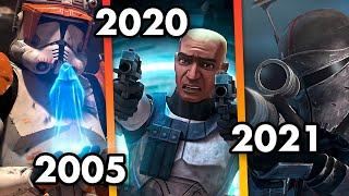 STAR WARS: Die Evolution der Order 66 (2005-2021)