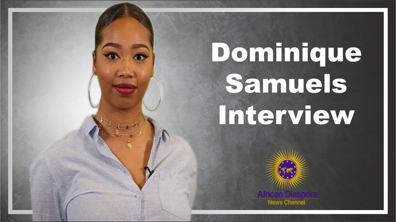 Dominique Samuels Dominique Samuels Speaks On Black Conservatives In UK, Brexit & Systemic Racis