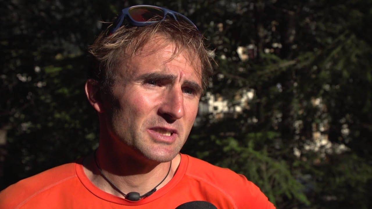 Ueli steck new speed record eiger 2015 youtube - Utmb 2015 Interview Ueli Steck
