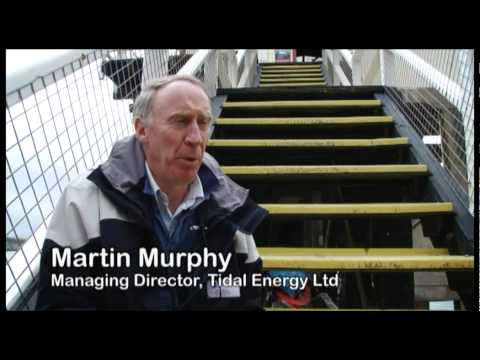 Corporate Video - Tidal Energy Ltd - by Media Wales Video Services