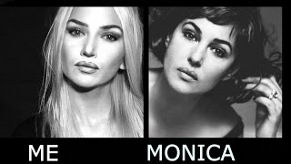 Monica Bellucci Makeup Tutorial