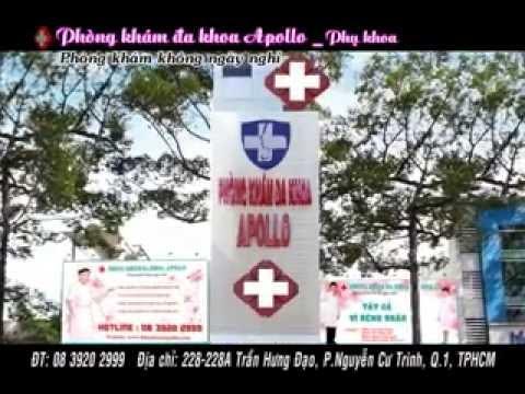 Phòng khám đa khoa Apollo -  Điều trị các bệnh phụ khoa