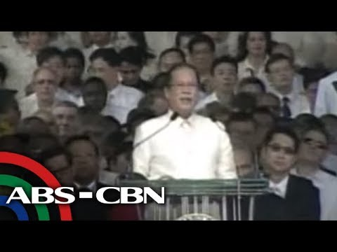 Inaugural address of President Benigno Aquino III (part 1)
