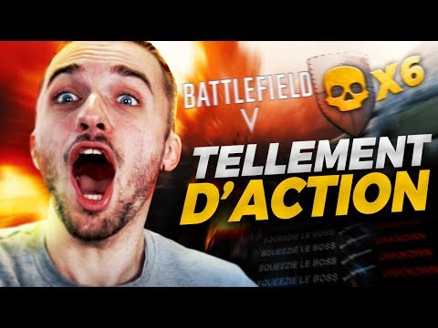 TELLEMENT D'ACTION ! (Battlefield V) (ft. Locklear)
