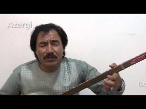 Azergi, Raswai Donya, Sayed Anwar Azad, hazaragi