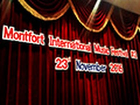 Montfort Internation Music Festival #2