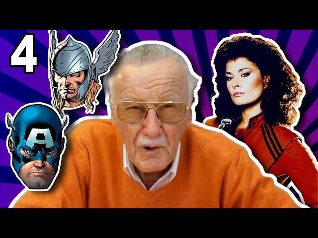 Jane Badlers (Special) Snack Time and Stan Lee Sounds Off