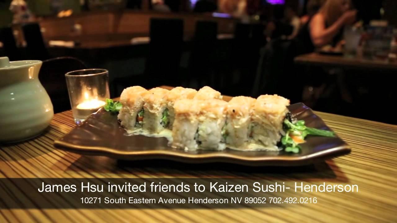 Best Sushi Restaurant Las Vegas Kaizen Henderson