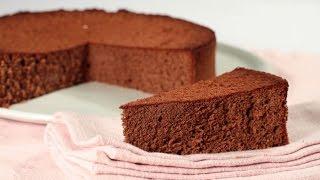 Легкий Бисквитный торт проще простого -ТОРТ СКАЗКА рецепт