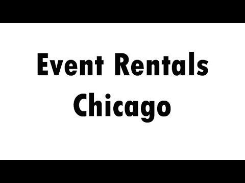 Thumbnail for Event Rentals Chicago