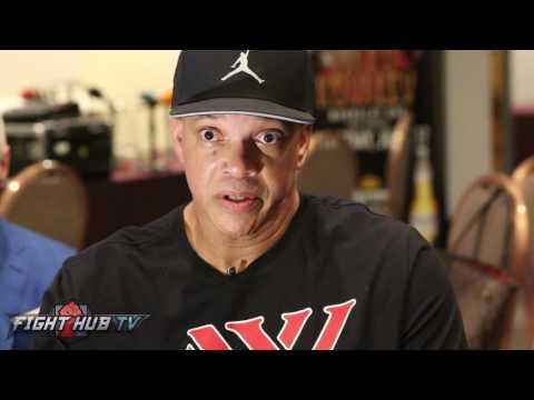 "Virgil Huntrer ""I Trained Ward to knockout Kovalev for this fight"""