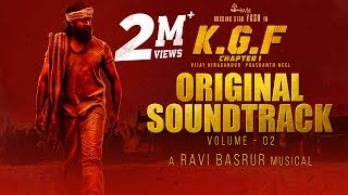 KGF Chapter 1 - BGM (Original Soundtrack) | Vol 2 | Yash | Ravi Basrur |Prashanth Neel|Hombale Films