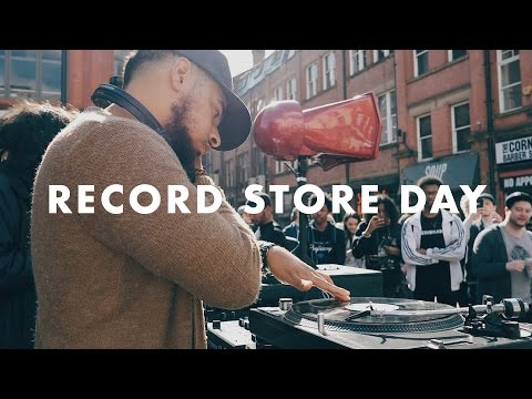 Record Store Day in Manchester (GH5)