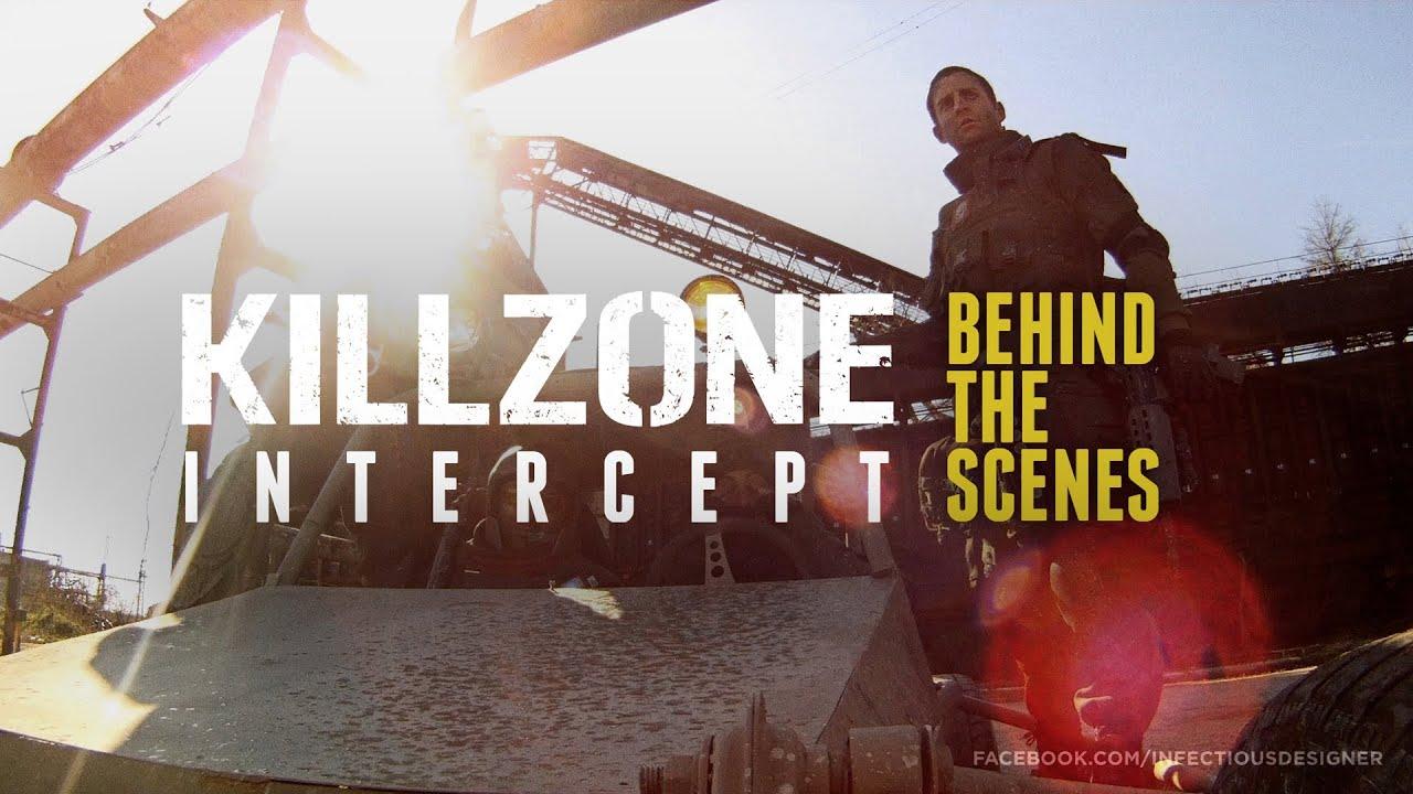 Download KILLZONE INTERCEPT - Behind The Scenes