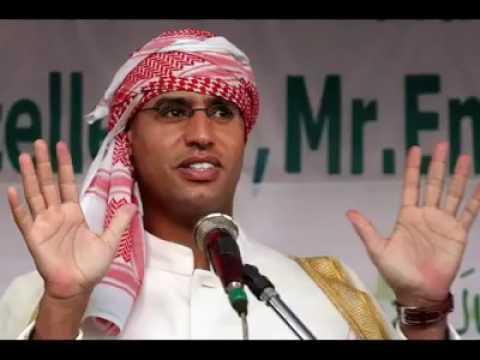 gaddafi libya president