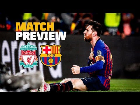 LIVERPOOL-BARÇA   Match preview