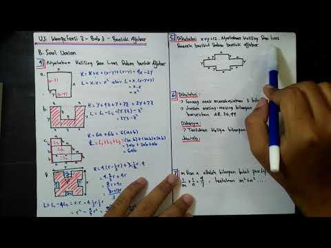 pembahasan-soal-uji-kompetensi-3-bab-3-bentuk-aljabar-smp-kelas-7-semester-1-soal-uraian-nomor-4-7