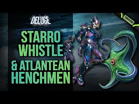 DCUO Episode 31: Starro Whistle & Atlantean Henchmen Trinkets
