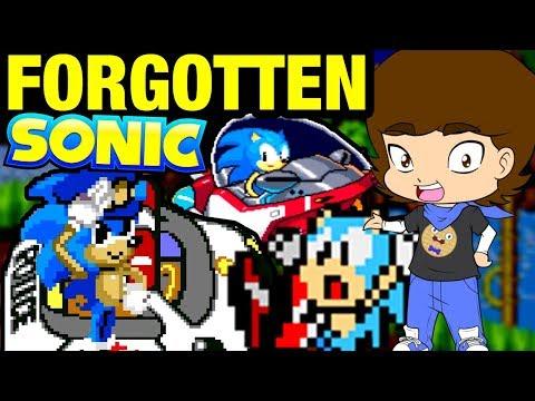 Sonic's FORGOTTEN Games! - ConnerTheWaffle