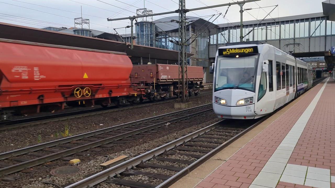 Download Güterzüge in Warburg & Kassel Wilhelmshöhe am 21.11.2020