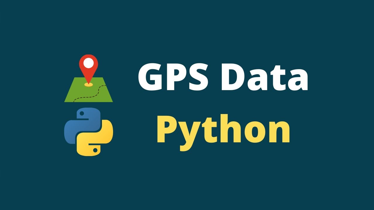 GPS data analysis with Python    Handling GPS data with python