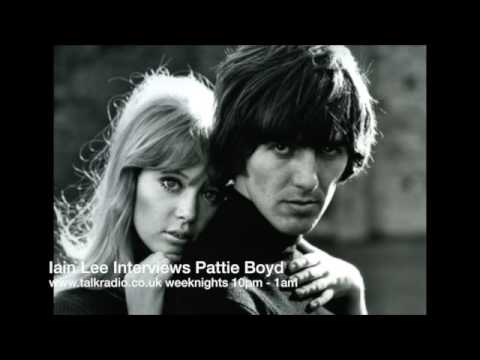 Iain Lee Talks to Pattie Boyd about taking LSD with The Beatles
