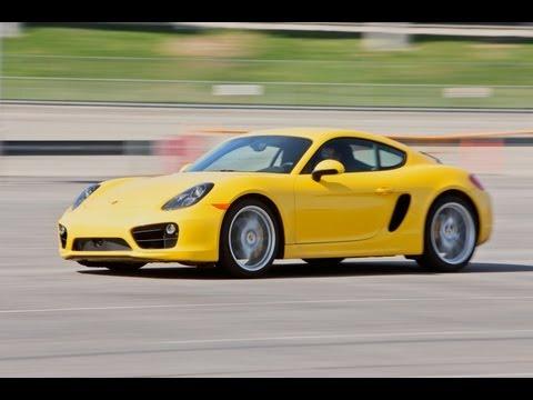 2014 Porsche Cayman S   Track Tested   Edmunds.com