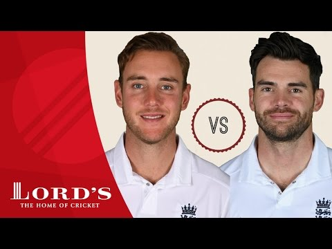 Stuart Broad vs James Anderson | Who's The Greatest?
