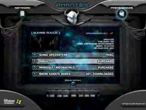 Phantom Gaming Console Reveal Video