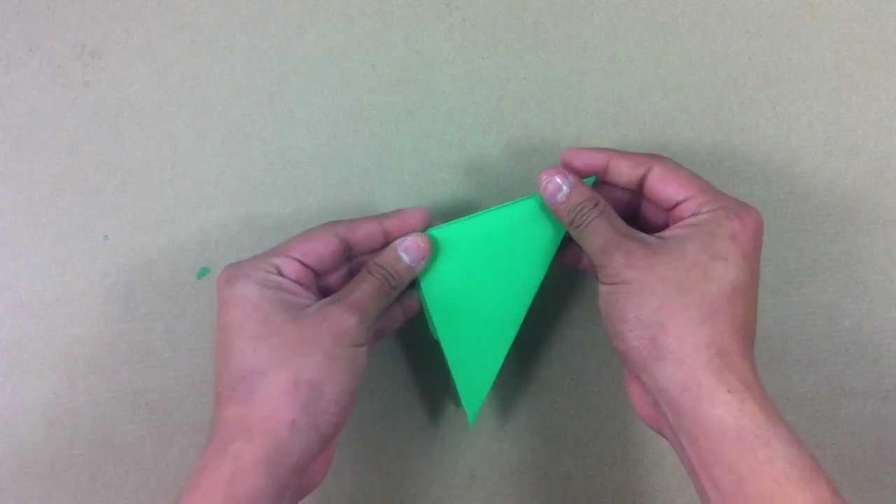 Hacer un tronador de papel juego de origami para ni os for Papel decomural para ninos