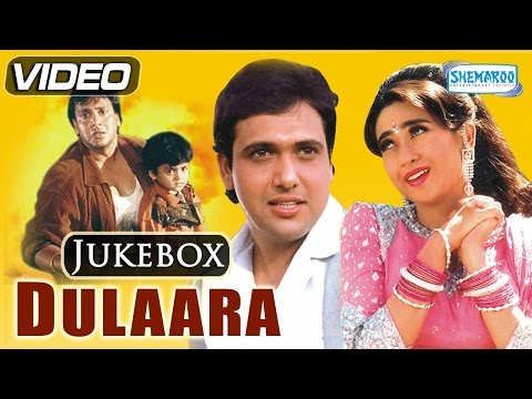 Dulaara (HD)  - All Songs - Govinda - Karisma Kapoor - Alka Yagnik - Kumar Sanu - Udit Narayan
