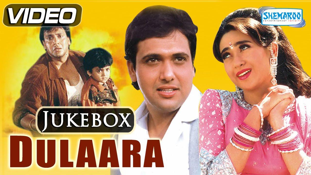 Download Dulaara (HD)  - All Songs - Govinda - Karisma Kapoor - Alka Yagnik - Kumar Sanu - Udit Narayan