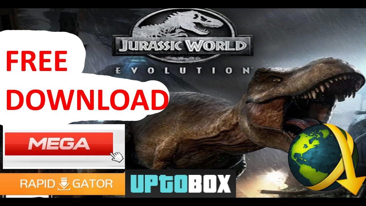 jurassic world evolution free download full mega  youtube