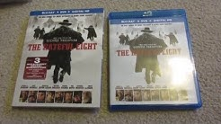 The Hateful Eight Blu-Ray Unboxing Review & Menu Screen