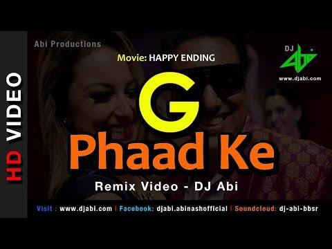 G Phaad Ke Remix   DJ Abi   Happy Ending   Govinda   HD Video