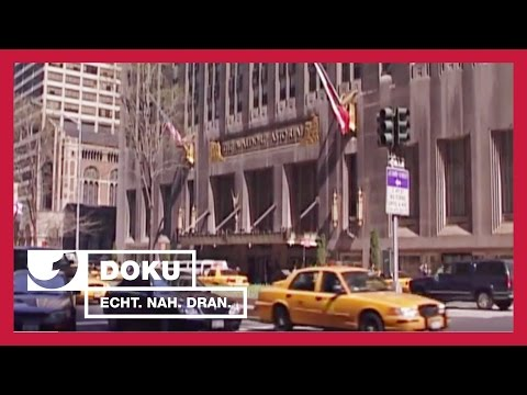 Fünf Sterne In New York - Das Waldorf Astoria | Experience - Die Reportage | Kabel Eins Doku