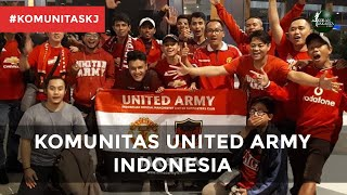 Born to be Red - Komunitas United Army Indonesia