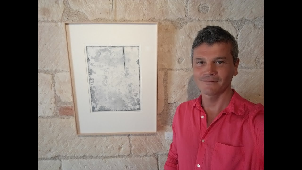 Artiste Peintre Contemporain Toulouse allirand artiste peintre graveur contemporain gravure contemporaine chÂteau  tours musÉe