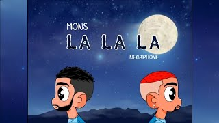 MONS ft NEGAPHONE - LA LA LA  ( Official Video ) #Têtudeluxe