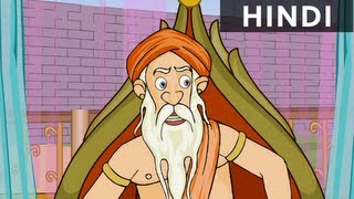 The Secret - Tales Of Tenali Raman In Hindi - Animated/Cartoon Stories For Kids
