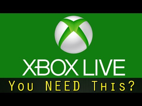 IGN Says YOU NEED XBOX LIVE GOLD?