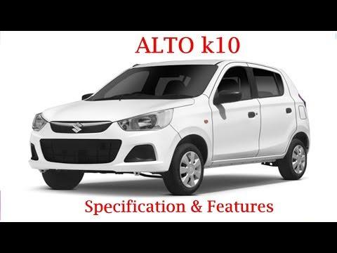 Maruti Alto K10(LX,VXI,LXI CNG, VXI AMT)