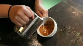 Latte Art Method of Production with Liza Whitacre