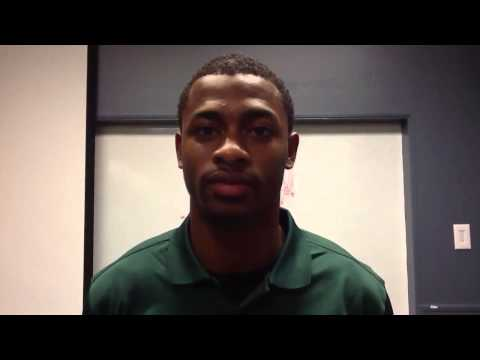 Find out what Tulane CB Lorenzo Doss likes best about Yulman Stadium: video